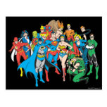Super Powers™ Collection 2 Postcard at Zazzle