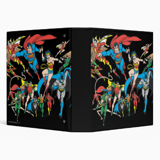 Super Powers™ Collection 3 Binder