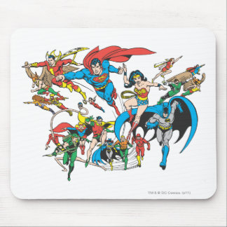Super Powers™ Collection 3 Mouse Pad