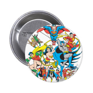 Super Powers™ Collection 4 Pins