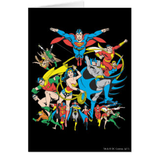 Super Powers™ Collection 4 Card