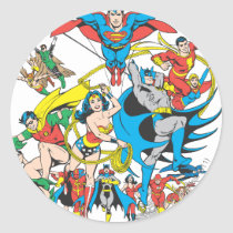 school, stickers, back to school stickers, super, powers, collection, justice league heroes, justice, league, justice league logo, justice league, logo, hero, heroes, dc comics, comics, comic, comic book, comic book hero, comic hero, comic heroes, comic book heroes, dc comic book heroes, batman, bat man, the dark knight, superman, super man, green lantern, wonder woman, shazam, green arrow, hawk man, hawk woman, plastic man, firestorm, dr. fate, martian manhunter, red tornado, darkseid, Sticker with custom graphic design