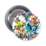Super Powers™ Collection 4 Pinback Button