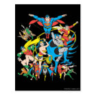 Super Powers™ Collection 4 Postcard