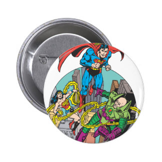 Super Powers™ Collection 6 Pinback Button
