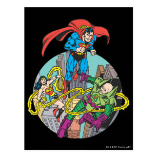Super Powers™ Collection 6 Postcards