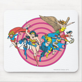Super Powers™ Collection 8 Mouse Pad