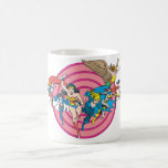 Super Powers™ Collection 8 Classic White Coffee Mug
