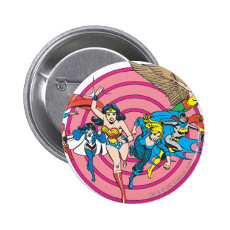 Super Powers™ Collection 8 Pinback Button