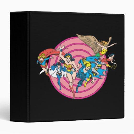 Super Powers™ Collection 8 Vinyl Binders