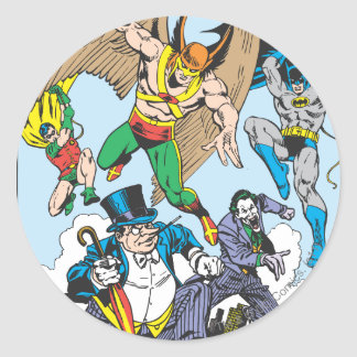 Super Powers™ Collection 9 Classic Round Sticker