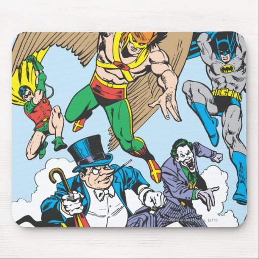 Super Powers™ Collection 9 Mousepads