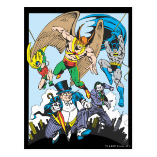 Super Powers™ Collection 9 Postcard