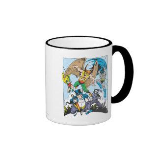 Super Powers™ Collection 9 Ringer Mug