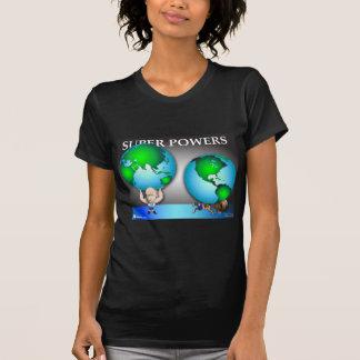 Super Powers T Shirts