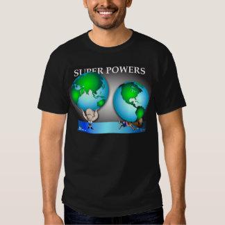 Super Powers Tshirt