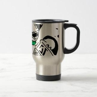 super premium ice cream travel mug