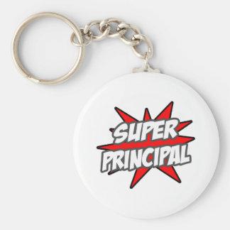 Super Principal Keychains