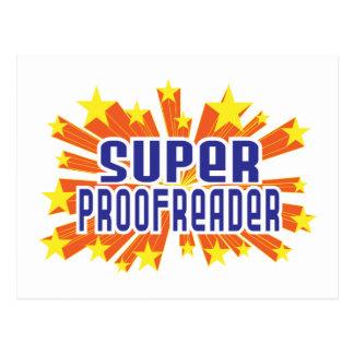 Super Proofreader Postcard