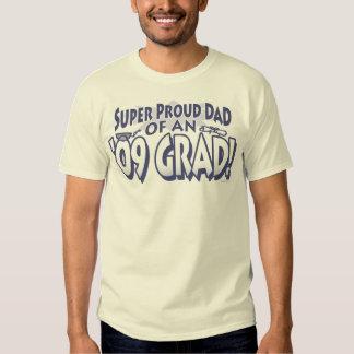 Super Proud Dad of an '09 Grad T-Shirt
