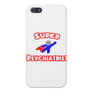 Super Psychiatrist Cover For iPhone 5
