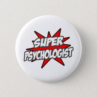 Super Psychologist Pinback Button