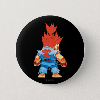 Super Puzzle Fighter II Turbo Akuma Button