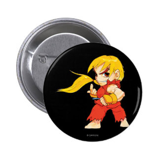 Super Puzzle Fighter II Turbo Ken Button
