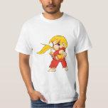 Super Puzzle Fighter II Turbo Ken T Shirt
