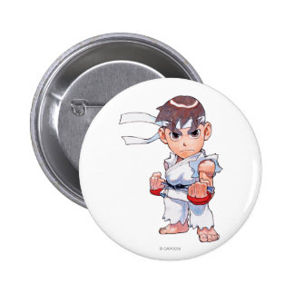 Super Puzzle Fighter II Turbo Ryu Button