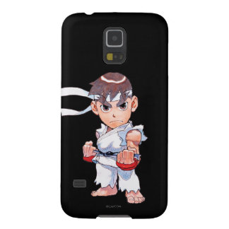 Super Puzzle Fighter II Turbo Ryu Galaxy S5 Case