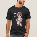 Super Puzzle Fighter II Turbo Ryu T-Shirt