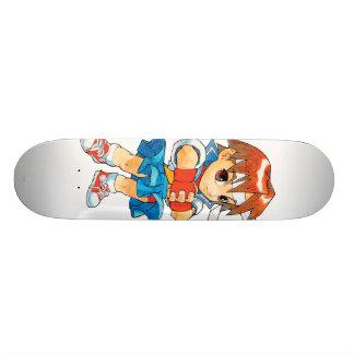 Super Puzzle Fighter II Turbo Sakura 2 Skateboard