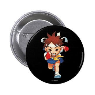 Super Puzzle Fighter II Turbo Sakura Button