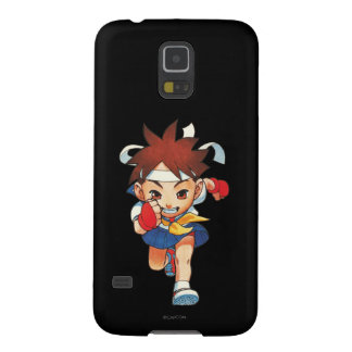 Super Puzzle Fighter II Turbo Sakura Galaxy S5 Cover