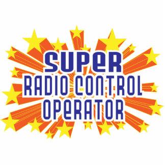Super Radio Control Operator Photo Sculpture Ornament