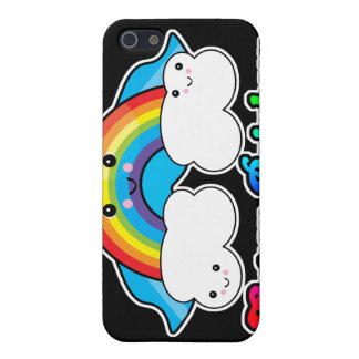 super rainbow iPhone SE/5/5s cover