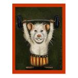 Super Rat Postcard