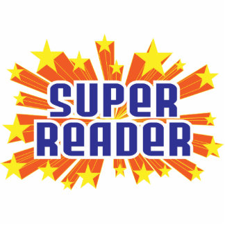 Super Reader Photo Cut Outs