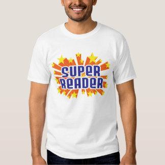 Super Reader T-shirts