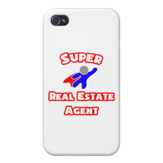 Super Real Estate Agent Cover For iPhone 4