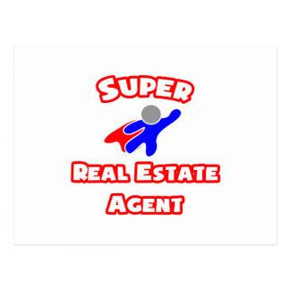 Super Real Estate Agent Postcards