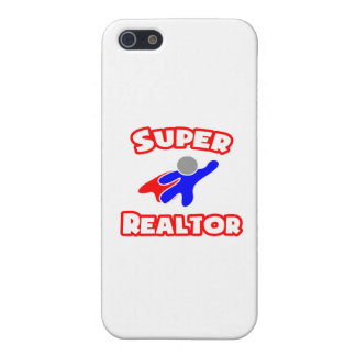 Super Realtor iPhone 5 Cover