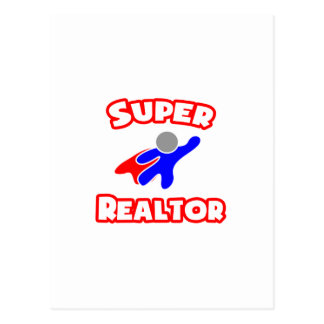 Super Realtor Postcard