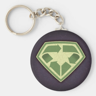 Super Recycle Keychain