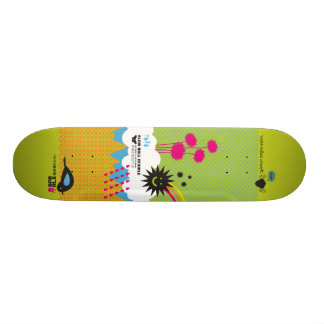 Super Relax Concept : skate! Skateboard Deck
