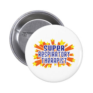 Super Respiratory Therapist Button