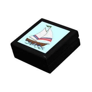 Super Sailboat Trinket Box