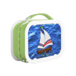 Super Sailboat Yubo Lunch Boxes