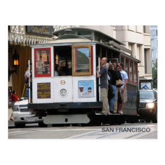 Super San Francisco Postcard! Postcard